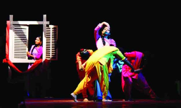 শিল্পকলায় 'শেষের কবিতা'